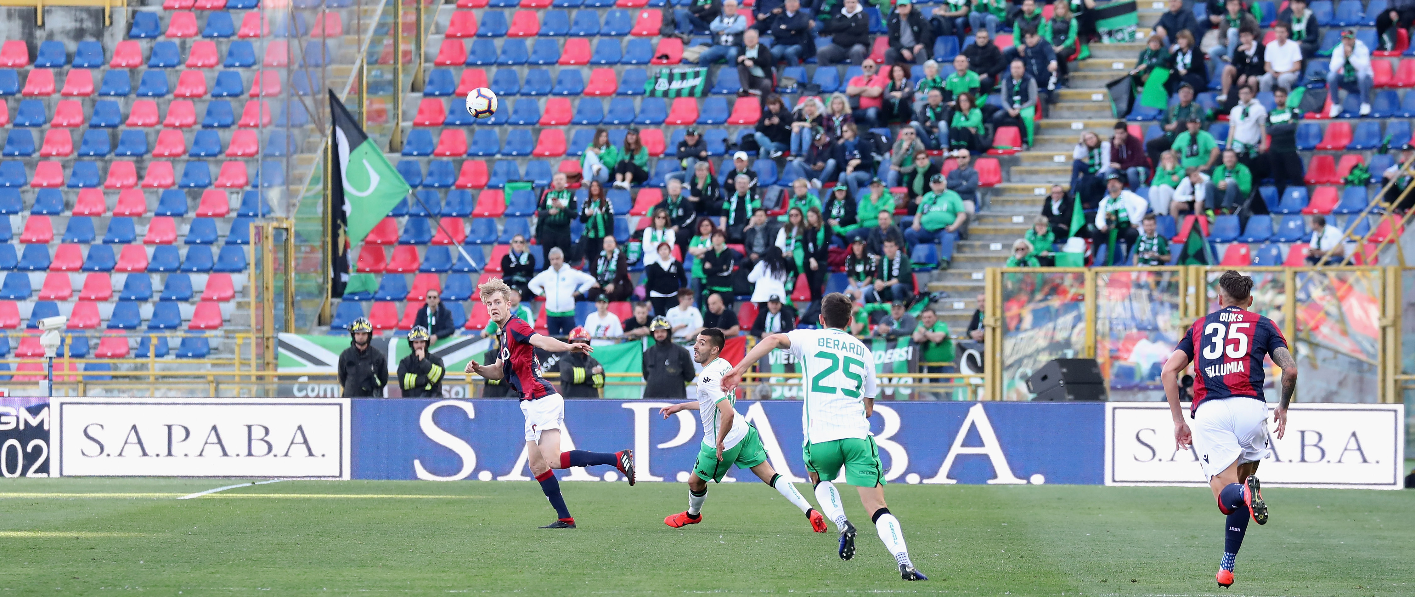 Bologna FC V US Sassuolo – Serie A